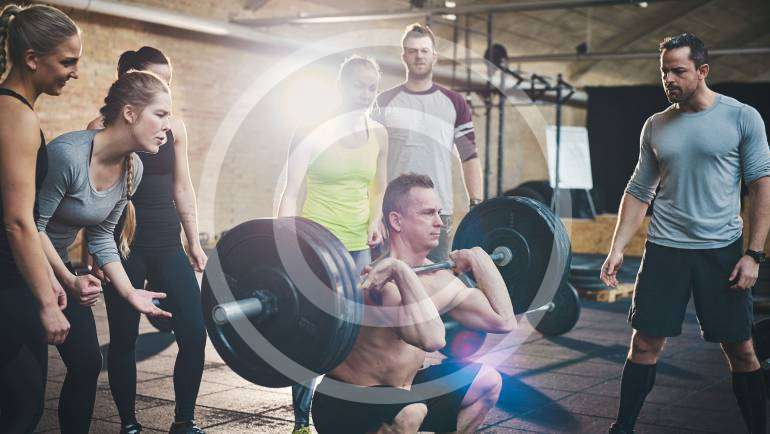 Are You Strong Enough For The Tire Flip?